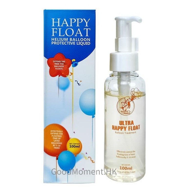 Happy Float helium balloon protective liquid 100ml