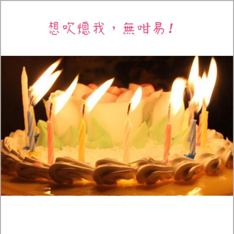Magic relighting candles (10pcs/bag)