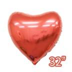 "32"" Heart Foil Balloon"