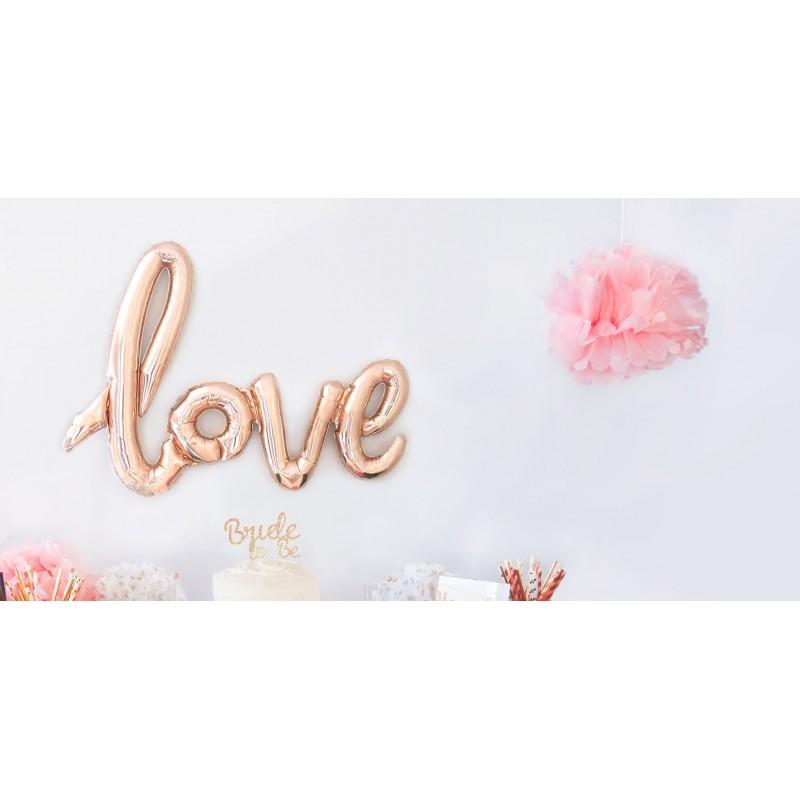love Foil Balloon 106x71cm
